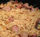 Cajun Angel Hair Pasta